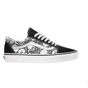 Vans Forgotten Bones Old Skool Sneakers